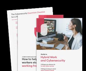 Hybrid Work @ Cybersecurity